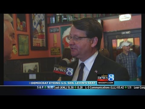 Gary Peters comes to West Michigan on Senate campaigning