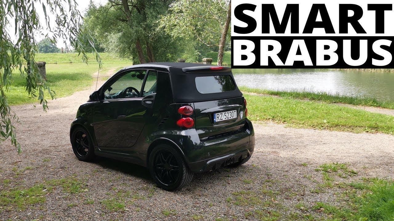Smart Brabus Cabrio - wszystko wybaczam...