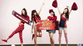 [MP3] Sistar - We Never Go Alone MP3