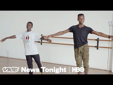 Kenya Slum's Ballerina & Teachers on Strike: VICE News Tonight Full Episode (HBO)