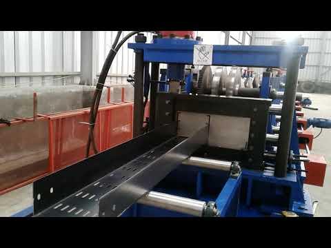 Mesin roll cable tray otomatis,,,pemesanan jakarta 081385757000