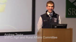 Improving the productivity of Scottish Agriculture with Andrew Taylor (1/3)