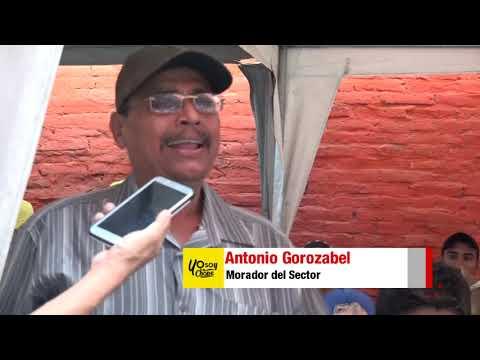Microinformativo Yo Soy de Chone - Socialización construcción de calle de Puerto Arturo