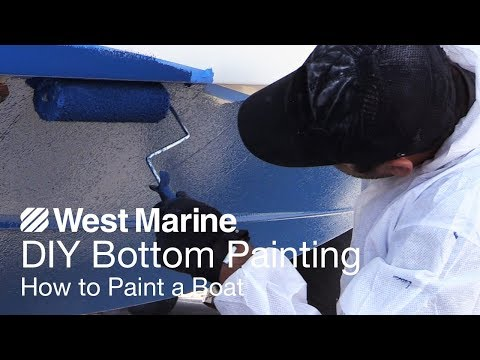 How to choose and apply antifouling paint for your boat