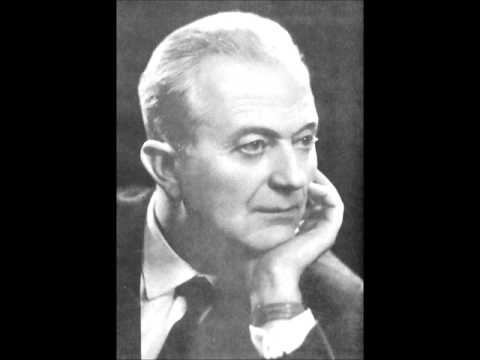 A. Kos-Anatolsky (1909-1983) Overture to the operetta 'Spring Storms' (Весняні грози)