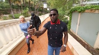 Tweet Tweet Bad Beat: Kevin Hart in Monaco