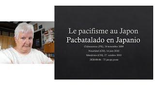 Pacbatalado en Japanio – Virtuala ekspozicio Hiroŝimo-Nagasako: 75 jaroj por paco