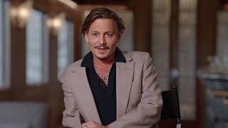 Johnny Depp: 'I worship Judi Dench'