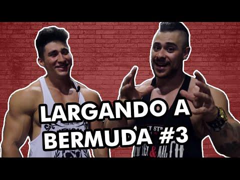 LARGANDO A BERMUDA #3 - TREINO DE DORSAL