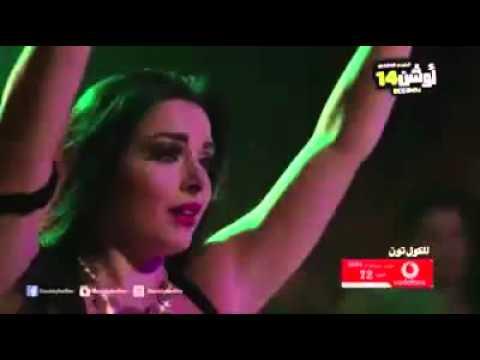 احمد شيبة - اه لو لعبت يا زهر - و الراقصة الا كوشنير من فيلم اوشن 14
