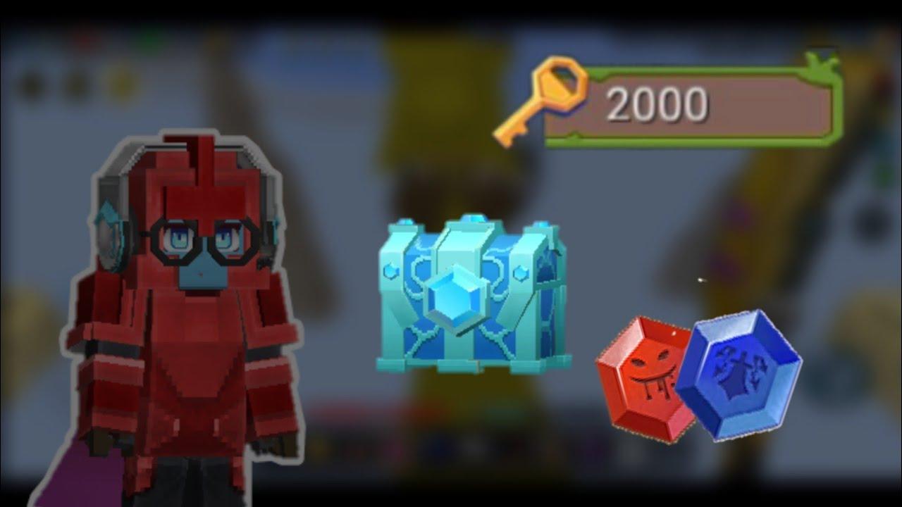 Spend 2000 Keys In Bed Wars   Strong Rune