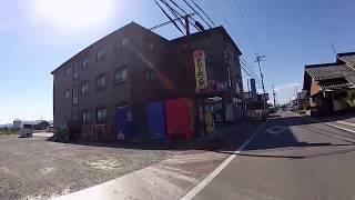 2012-10-19 Hikone to Omihachiman, Shiga Prefecture  滋賀県彦根市から近江八幡市へサイクリング