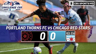 2020 NWSL Highlights: Portland Thorns FC vs Chicago Red Stars | CBS Sports HQ