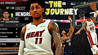NBA 2K20 MyCAREER: The Journey #38 - MAJOR ATTRIBUTE UPGRADES FOR ROC! THIS DUNK ALMOST ENDED HIM!