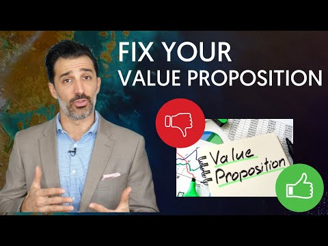 Your Value Proposition (Probably) Sucks + 5 Ways To Make It Better