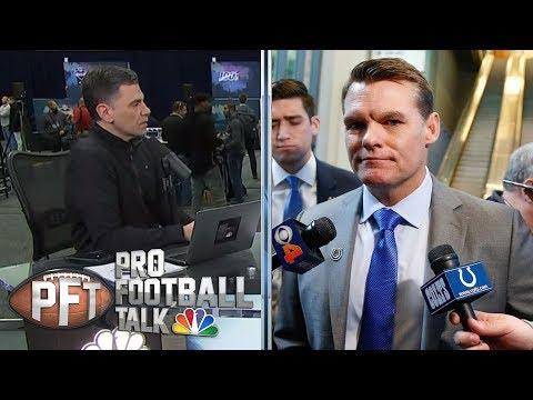 Chris Ballard Wants High-character Players On Indianapolis Colts   Pro Football Talk   NBC Sports