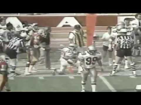 Week 15 - 1985: Jacksonville Bulls vs Baltimore Stars