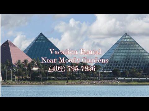 Galveston Condos For Rent Near Moody Gardens