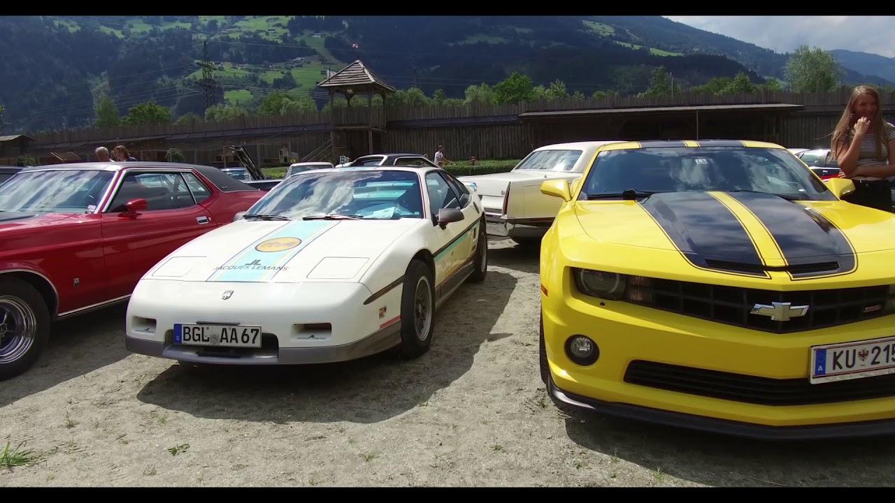 Us Car Treffen 2018 Youtube