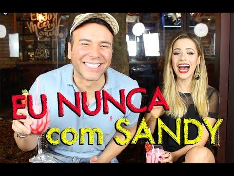 Eu nunca com Sandy! #HotelMazzafera