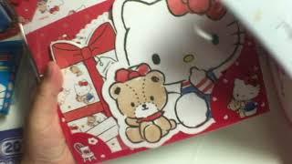 購入品紹介 サンリオ・ドラえもん・郵便局(空港)2017/12/21