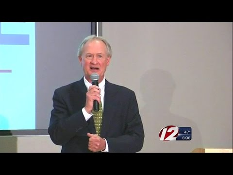 Vague tweet by Chafee sparks campaign speculation