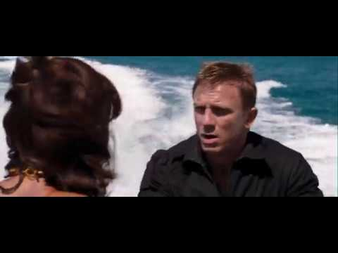 Quantum Of Solace Boat Chase Youtube
