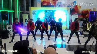 170723 SF9에스에프나인   Intro + Fanfare팡파레 Cover by MAXCMUM @Kpop…