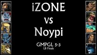 [GMPGL 5-3] iZONE vs Noypi