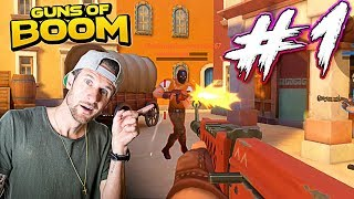 WOW #1 IN GAME!! - Guns of Boom - Let
