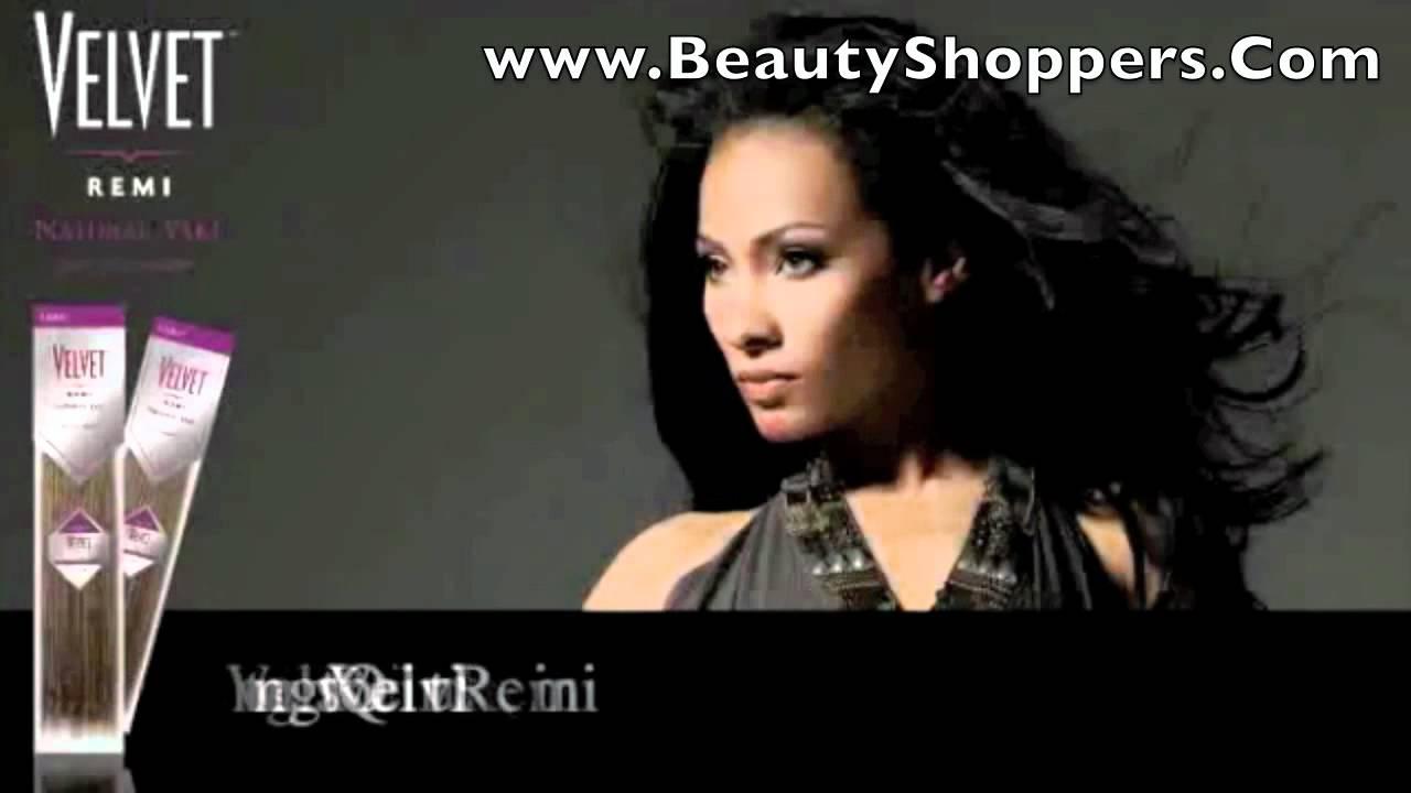 Velvet Remi Natural Yaki Hair
