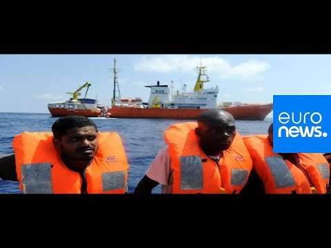 Euronews reports from the heart of Europe's migration crisis | Review 2018 Mp3