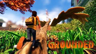 GROUNDED - WIGETTA EN UN MUNDO GIGANTE! #1