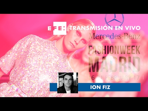 Desfiles MERCEDES-BENZ FASHION WEEK MADRID 2017 - ION FIZ