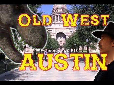 Old West Austin, Texas