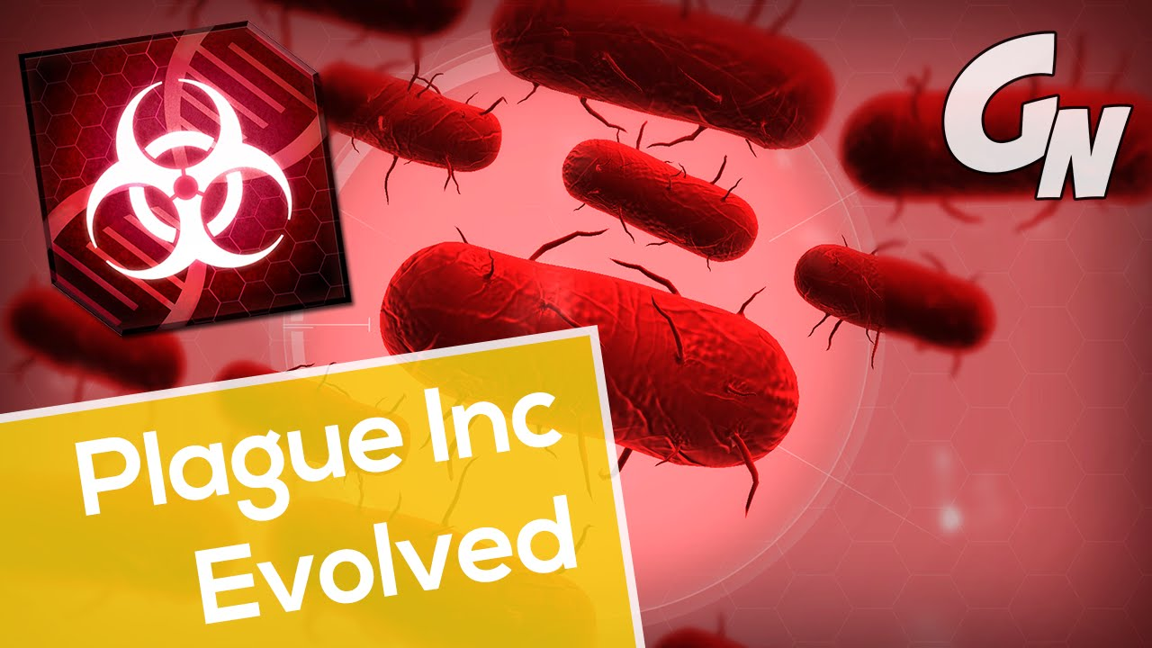 BACTÉRIA MEGA BRUTAL! - Plague Inc Evolved PC PT-BR
