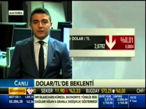 ALB Forex Araştırma Analisti Rıdvan Baştürk Dolar/TL Beklentileri - Bloomberg HT