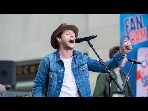 Niall Horan Playing