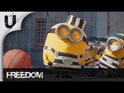 ! Pharrell Williams  Freedom Despicable Me 3