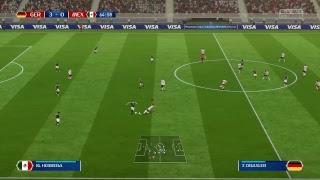 Doski2020's Live PS4 #PS4live #PS4live_FIFA_18 Germany vs Mexico