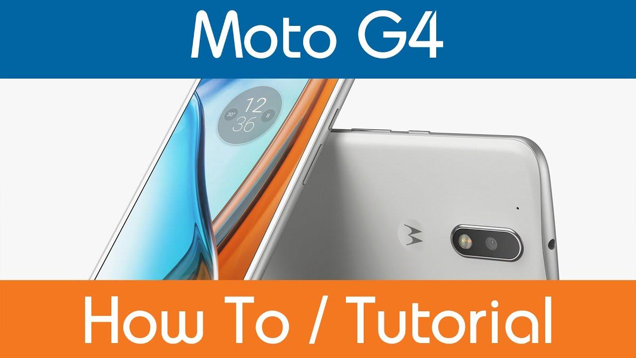 How To Set Up Call Forwarding - Moto G4