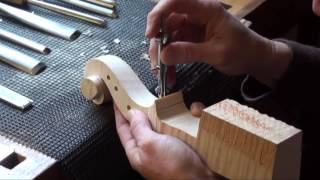 MAKING VIOLIN - Inessa Galante soprano (Info) + Beverly Murk violin (Info) - Credits at the end
