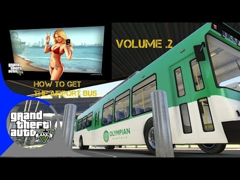 How To Get The Airport Bus Volume Two