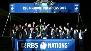 Scotland v Ireland, Official extended highlights worldwide, 22nd March 2015