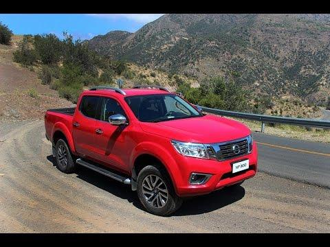 Test Drive Nissan Np300 Le 4x4 En Chile Mas Info En