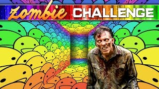 ZOMBIE CHALLENGE ★ SUPER SKINNY MAP (Call of Duty Zombies)