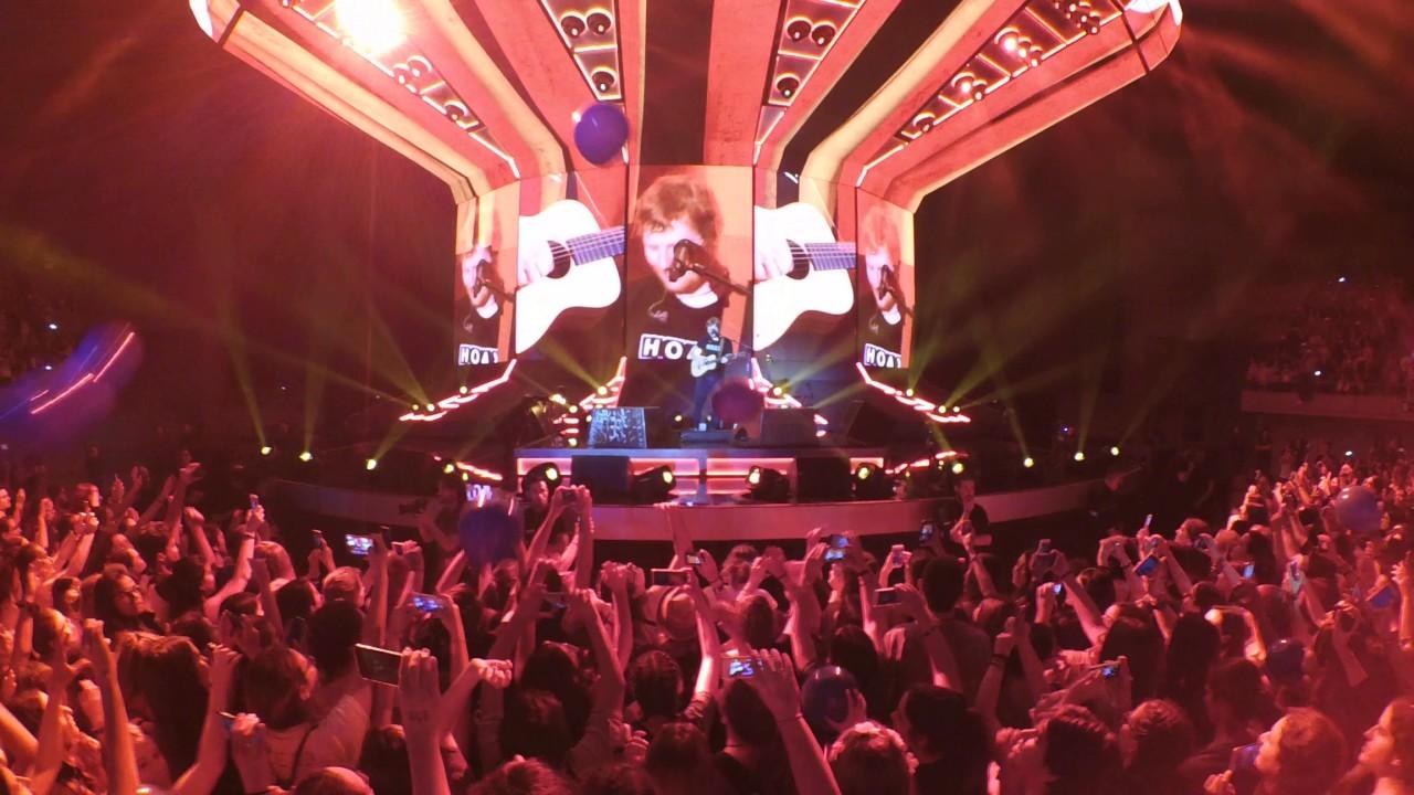 Download Ed Sheeran - Barcelona (Live at Barcelona, Palau Sant Jordi 2017)