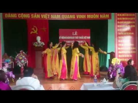 Múa: Bài ca người phụ nữ Việt Nam - Khu 5 Yên Lương Thanh Sơn PT