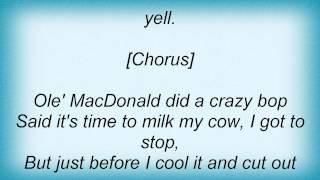 Eric Clapton - Crazy Country Hop Lyrics