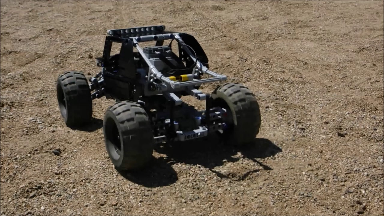 LEGO MOC-8996 King of the Hammers IFS Buggy (Technic 2017